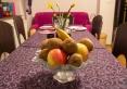stół kuchnia pomieści 10-12 osób