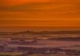 panorama z Ostrzycy Proboszczowickiej na Wilczą Górę