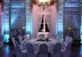 Pałac Żelazno - wystrój sali w czasie przyjęcia weselnego