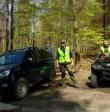 Weekendowe patrole straży KPN